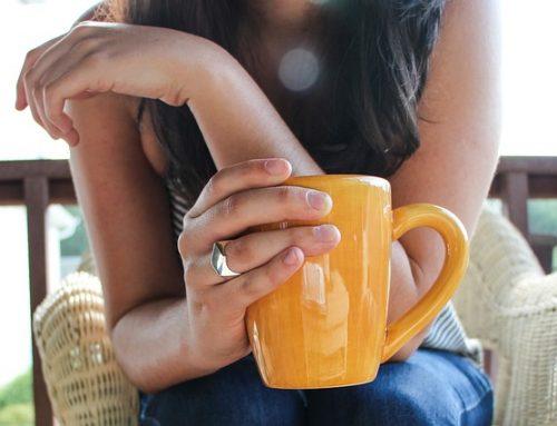 Kahvin äärellä