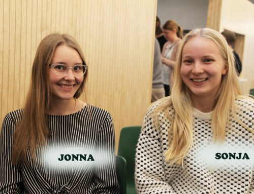"""MITÄ KUULUU?: Touhukaksikko Sonja & Jonna: """"Täällä ei voi epäonnistua!"""""""