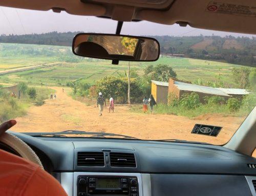 Juha lähtee Ruandaan – esitä kysymys matkasta!