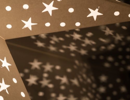 Tähtikuvioita katselemassa