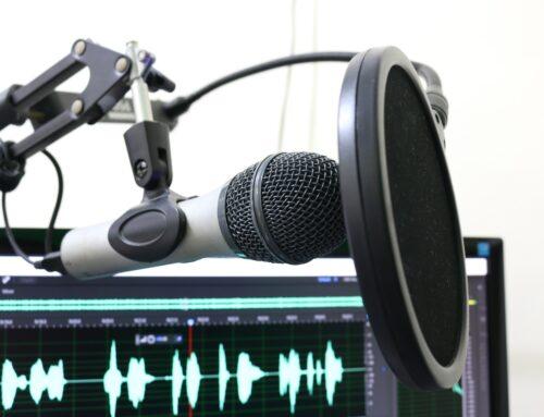 Uusi podcast-sarja alkaa keskiviikkona!